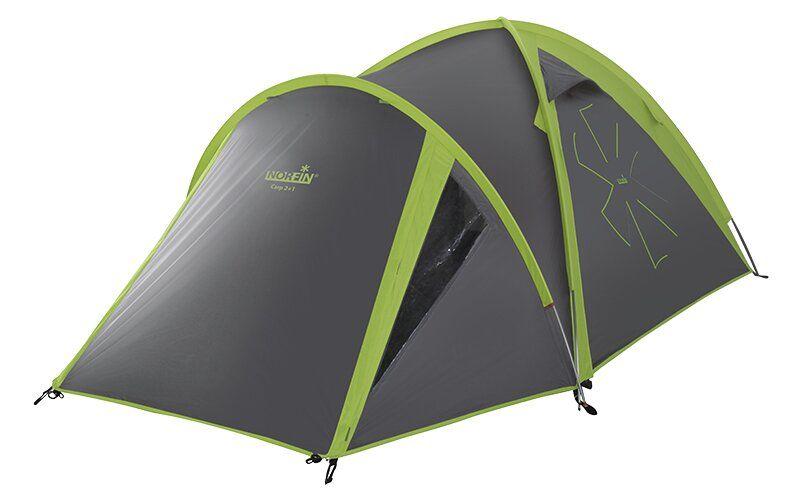 Палатка Norfin Carp 2+1 Alu NF