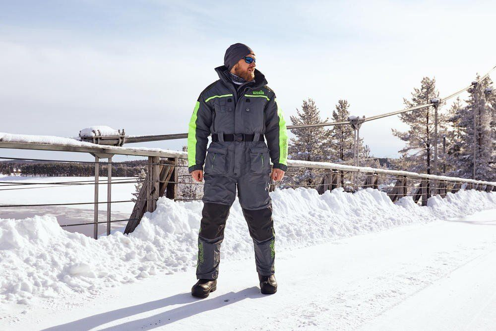 Комбинезон зимний плавающий Norfin Signal Pro