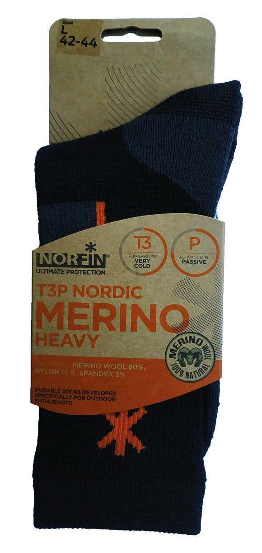 norfin nordic merino heavy t3p
